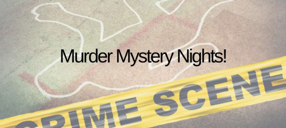Murder Mystery Nights for Mini Breaks Page